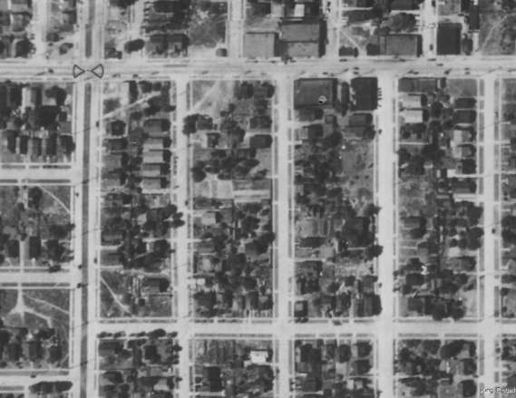 Goodwill corner - 1936