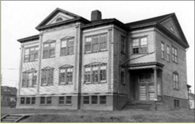 East side school - 14th and 52nd street