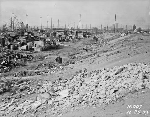 shack 1939 seattle municiple archives