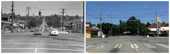 Then and Now - Market and 8th