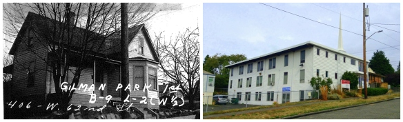 Then & Now - 410 NW 62nd St