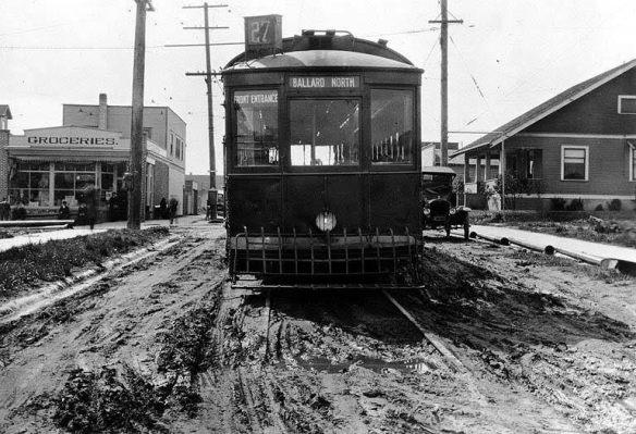 Ballard trolley