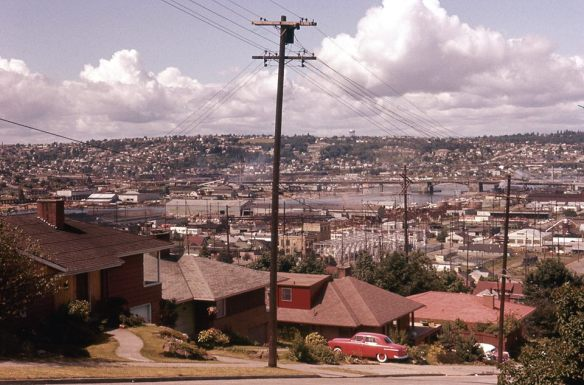 1960 view - from Seattle city light FB page