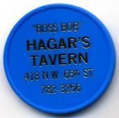 Token - Hagars Tavern