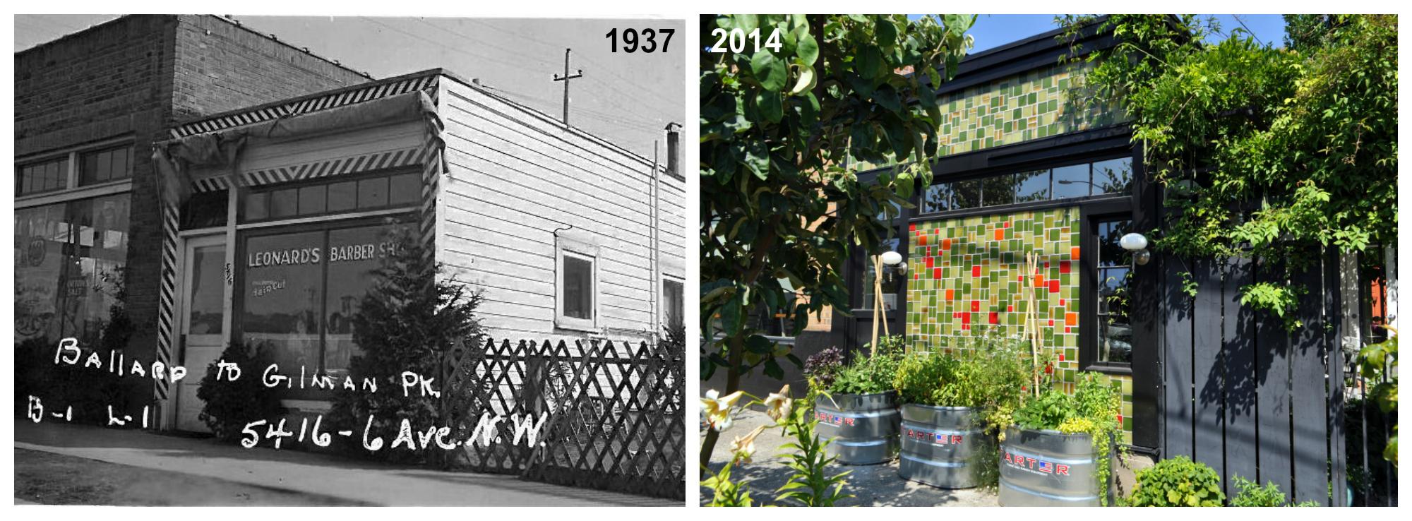Neighborhood History Vintage West Woodland Seattle