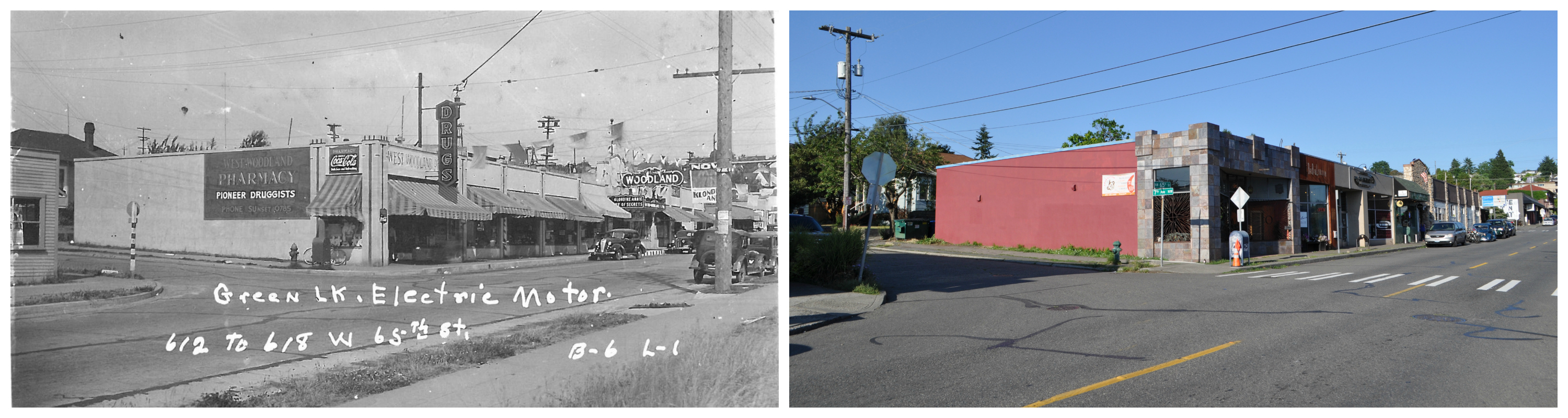 Then And Now 612 Nw 65th Street