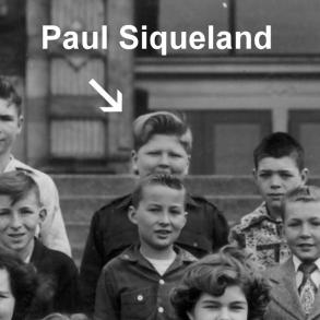 Paul Siqueland 1950 ballard West Woodland